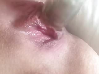 Sloppy wet gaping pussy fuck