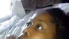 Black Woman Makes Her Man Nut