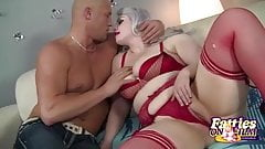 Klaudia Kelly Gets Cock On Her Mouth