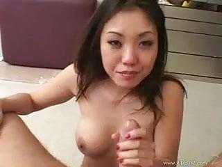 Cute Japanese Kaiya Lynn Sucks A Nice Cock DM720