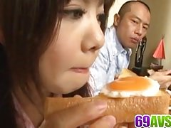 Shino Nakamura, gorgeous wife, fucked on cam