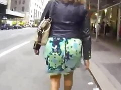 Thick ass milf with jiggly jello booty