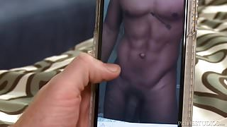 Online Hookup Brings Record Big Dick Size to his Ass!