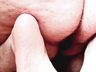 FTM fatty anal orgasm