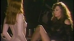 Redhead slave licking mistress