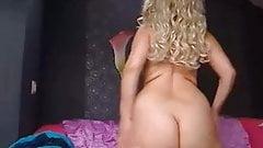 Hot granny booty