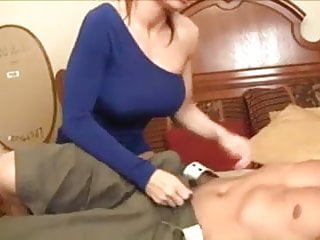 Cum Milked In Own Mouth By Mom
