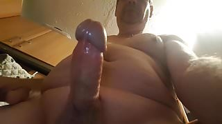 Huge cum load for manuel x