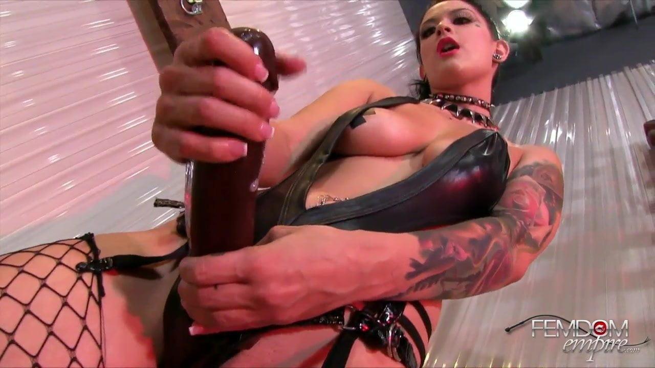 Forced bondage sex