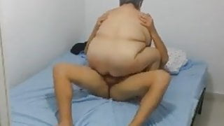latin fat granny fucking