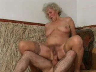 grandma porm