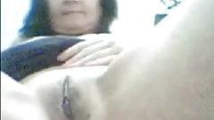Mature Latina miniskirt pussy