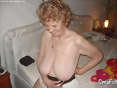 OmaFotzE Homemade Granny Pictures Compilation