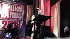 Alt Porn Awards 2018 - Opening and first award