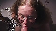 COCK DEPRIVED NERDY MATURE's Thumb