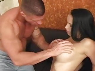 Stunning Euro Babe, Great Tits Hot Anal