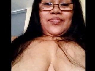 Matured filipina Mom Meriam sagging tits