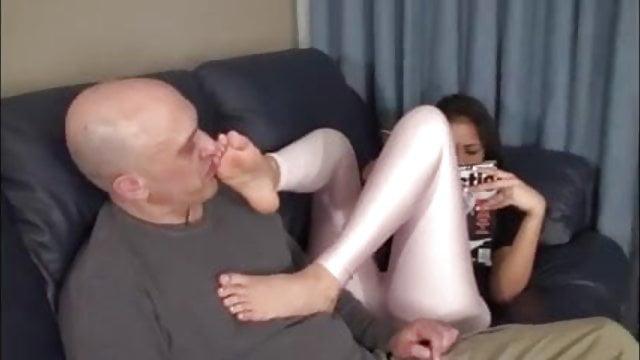 Step Dad Fucks Chubby Daughter