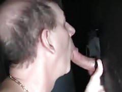 mature mouth gloryhole