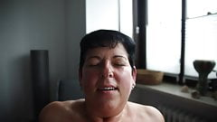 Hot Big Titted Granny Fucked
