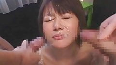 Big japanese facials