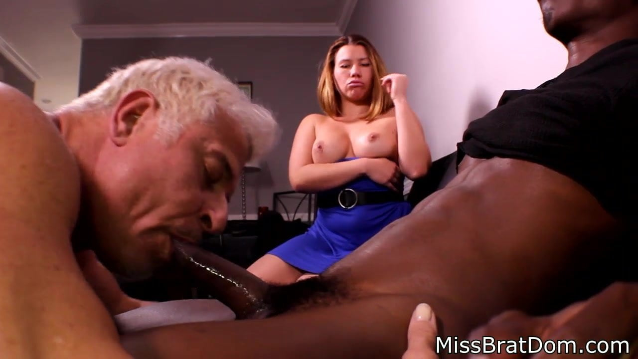 Free download & watch bisexual husband sucks black cock for femdom wife         porn movies