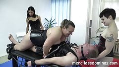Lesbian Revenge Part 2 - Real Female Supremacy's Thumb