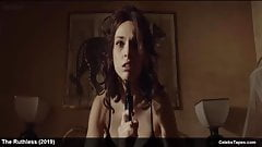 Marie-Ange Casta, Sara Cardinaletti & Sara Serraiocco naked