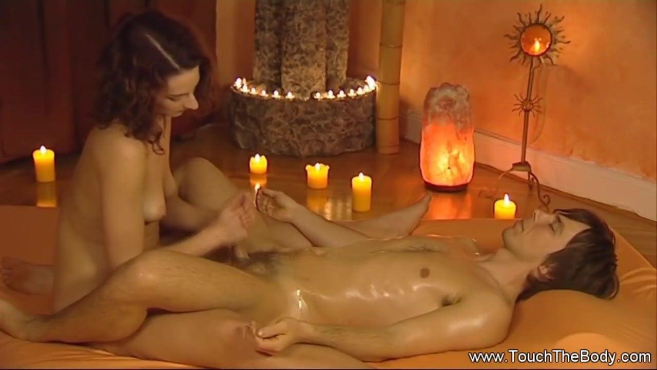 видео эротический для мужа массаж