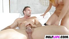 Wet MILF Mia Lelani Gets Drilled