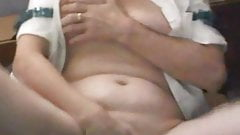 Mature Russian girl show his pusy for me 1