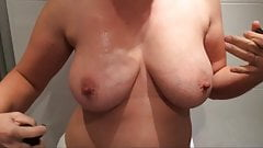 Gema show us her tits and fucking's Thumb