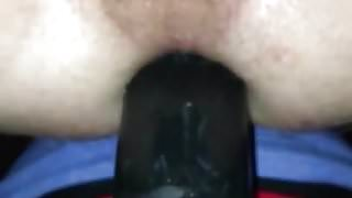 Fucked by wife with strapon
