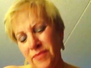 Aunt Sue hard cum