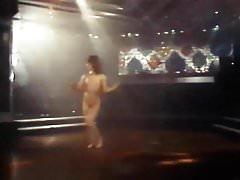SHE IS DISCO - vintage 70's nude dancer