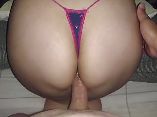Cumming On My Sister Ass Little Chic Thong