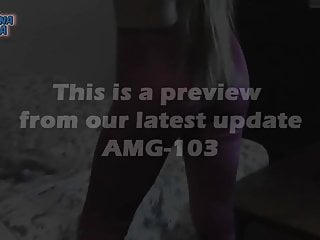 The Best Ass you Will Ever see on the Net in ultra-tights