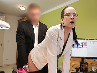 Loank Elis Passes Dirty Casting In Loan Agency With
