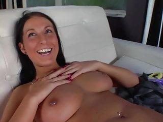 lady j sucks cock upside down