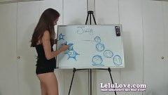 Lelu Love-July 2013 Cum Schedule