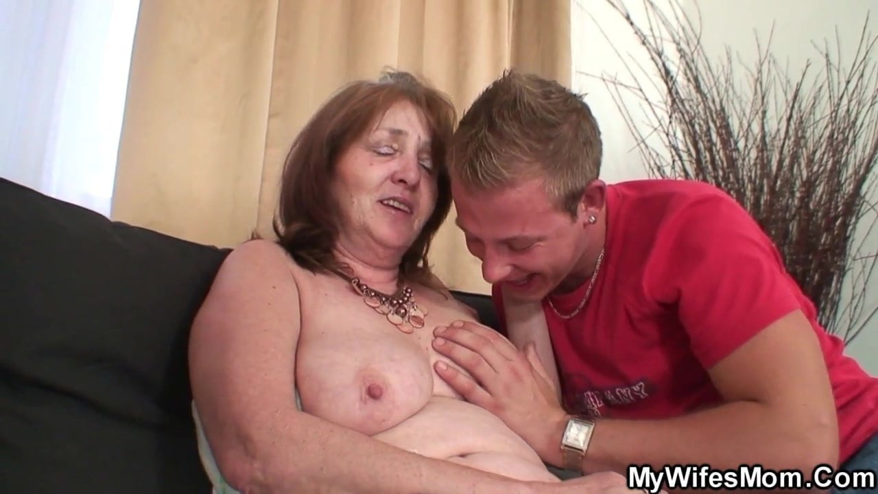 Sex mother in law video — pic 12