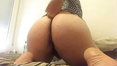 Sissy fat ass bubble ass femboy