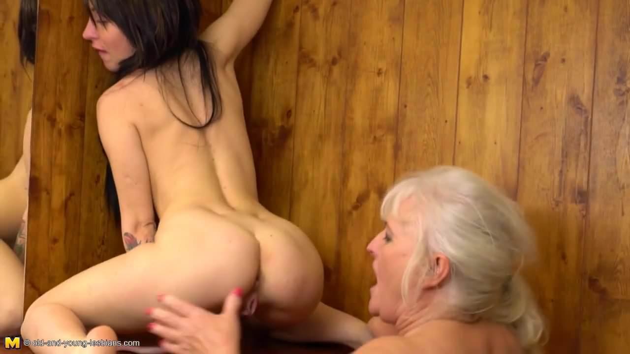 Granny Lesbian Hd