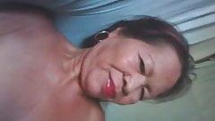 asian granny massage