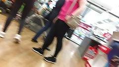 Shoping girl