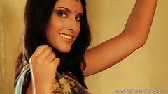 Mystery Of India Exposed Thru Beauty Of A Brunette