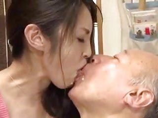KK-063 Anna Moriyama Forbidden Care