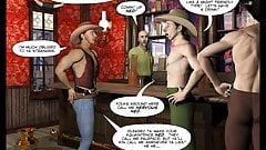 3d homoseksuel tegneserie porno