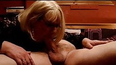 Kimmy Sucks A Huge cock