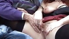 Redhead italian mom